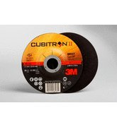 3M™ Cubitron™ II Cut-Off Wheel T27 66537, 5 in x .045 in x 7/8 in, 25 per inner 50 per case