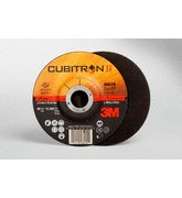 3M™ Cubitron™ II Cut-Off Wheel T27 66539, 5 in x .09 in x 7/8 in, 25 per inner, 50 per case