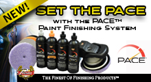 Set the Pace with the PACE Paint Finishing System!